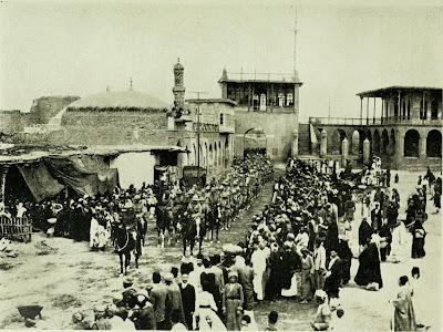 Bagdad bevétele