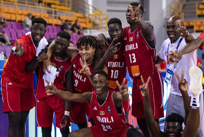 FIBA U19 World Cup - Mali
