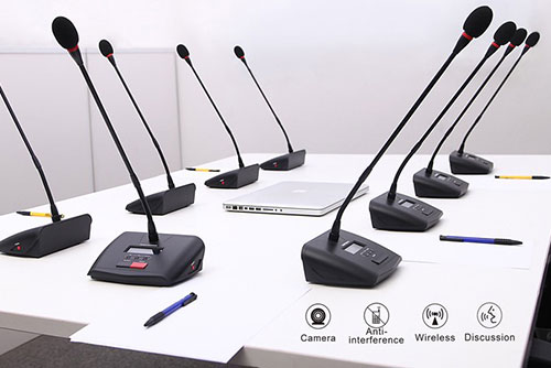 Install The Digital Signage And Audio Conferencing System For Smooth Functioning Of Your Firm