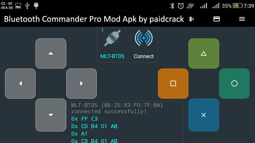 Bluetooth Commander Pro Mod Apk 6.6 [Paid]