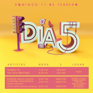 FESTIVAL CENTRO 2018 DIA 5