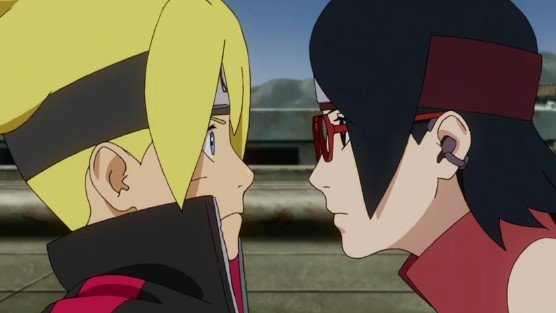Boruto Naruto Next Generations – Episódio 57