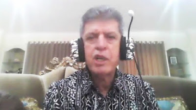 Duta Besar Palestina Berbincang-bincang dengan Pengusaha Pers Siber Indonesia
