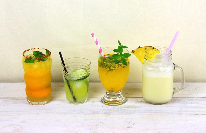 Veja a quantidade de drinks que nós te ensinamos a preparar!
