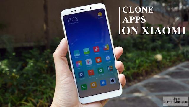 Cara Mudah Clonning Apliksi Dengan Fitur Bawaan Xiaomi - Citanetworking.com