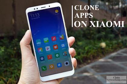 Cara Mudah Clonning Apliksi Dengan Fitur Bawaan Xiaomi