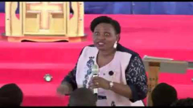 Pastor Susan Munene of Overcomers Hope Ministries Church