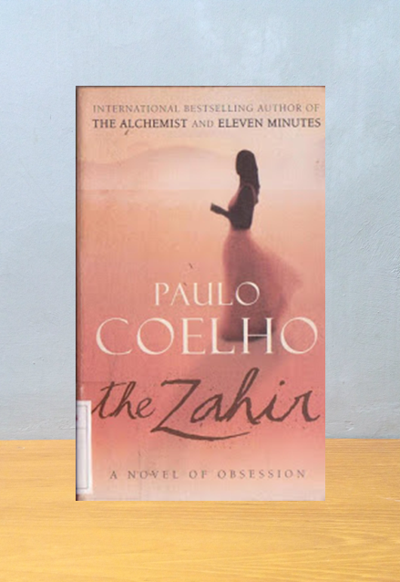 THE ZAHIR [ENGLISH], Paulo Coelho