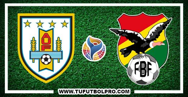 Ver Uruguay vs Bolivia EN VIVO Por Internet Hoy 27 de Enero 2017