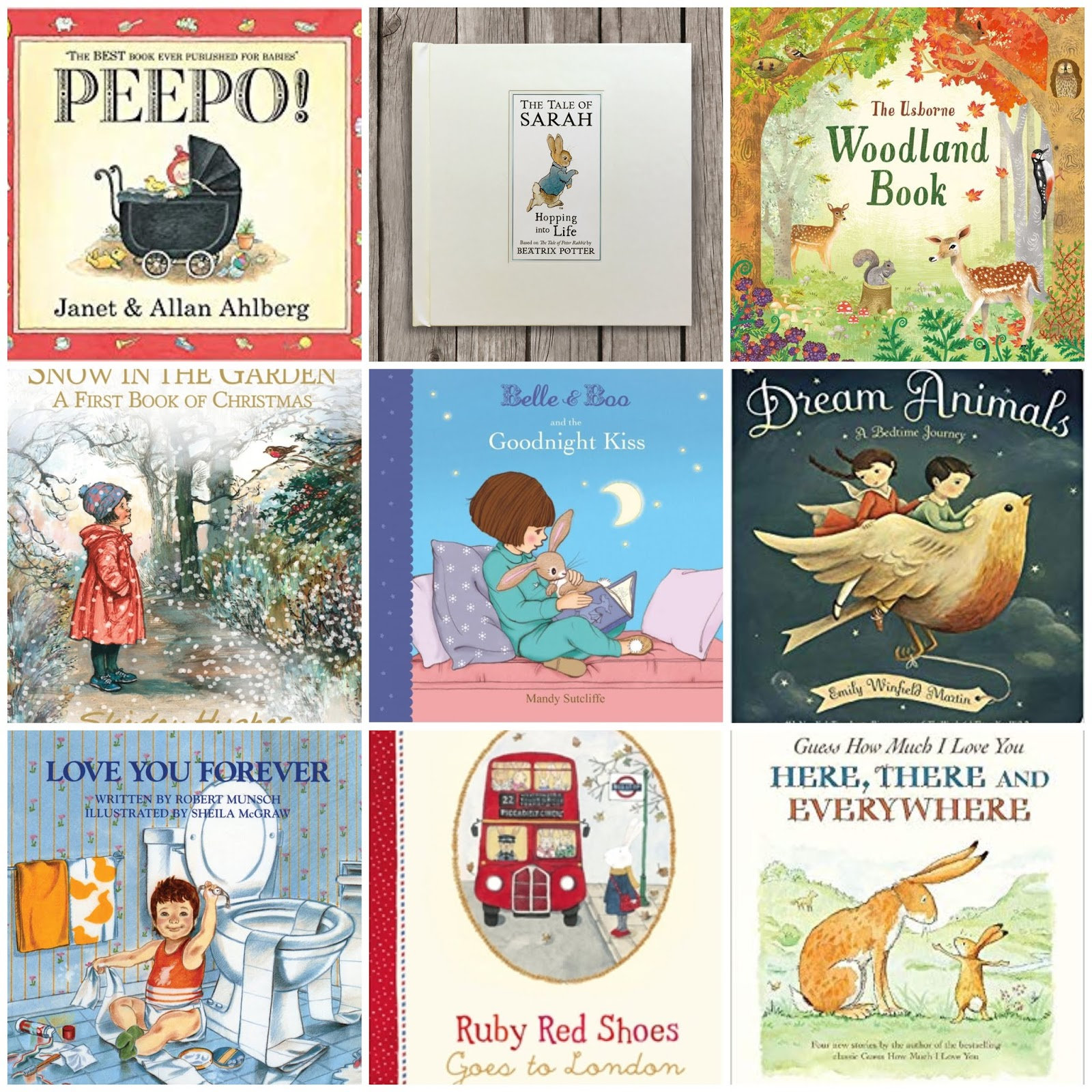 Some of the Loveliest Books For Children ♥