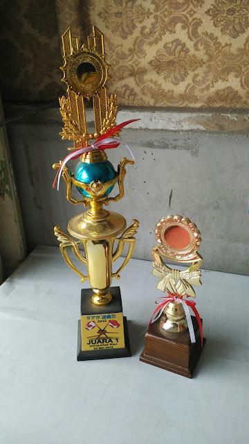 Piala Untuk Juara 1