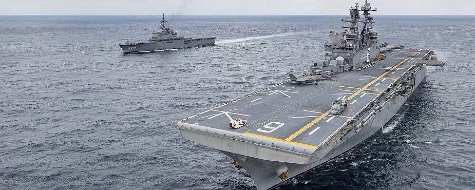 універсальний десантний корабель типу Америка (America-class)