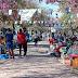 Atractiva feria se desarrolló en el barrio Guadalupe