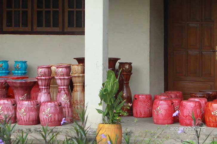 keramik pulutan minahasa sulawesi utara