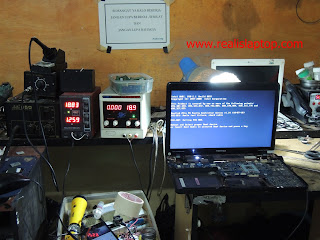 Servis Laptop Toshiba P745 Power Down