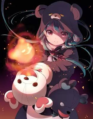 Kuma Kuma Kuma Bear, light novel  ganha adaptação em anime