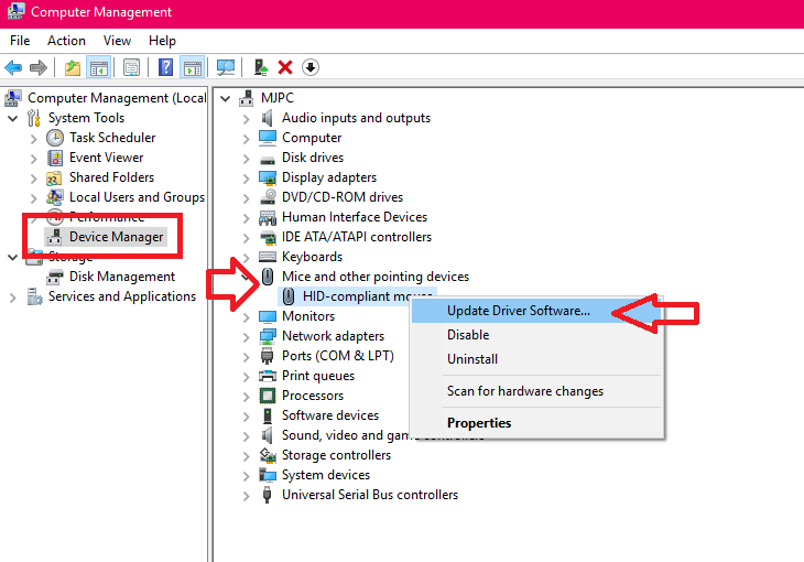Learn New Things: How to Fix Mouse Not Problem in Windows PC