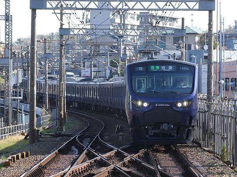 【ダイヤ改正で定期化!】12000系の相鉄線 埼京線直通 各停 池袋行き