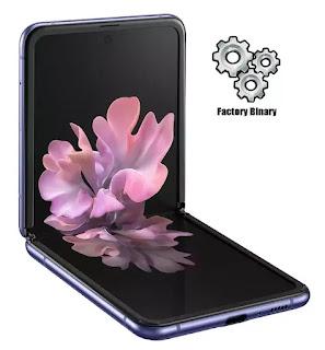 Samsung Galaxy Z Flip SM-F700F Combination Firmware