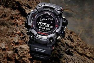 Jam tangan analog G-Shock pria