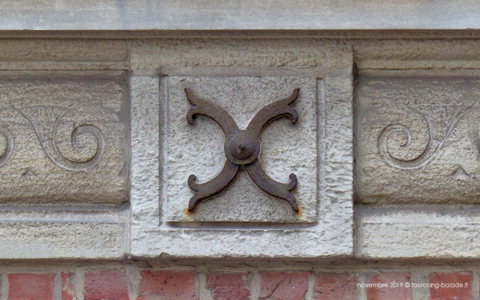Conservatoire de Tourcoing - Ancre (architecture)