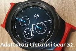 Adattatori cinturini alternativi Samsung Gear S2