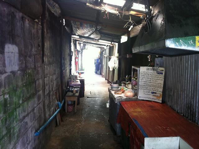 Paseos de Bangkok