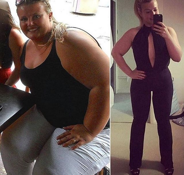 Transformation is so much more about than just the obvious weight loss!