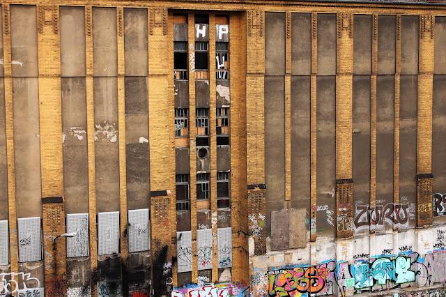 Flussperle Eisfabrik Berlin Köpenicker Straße Koepi Architektur