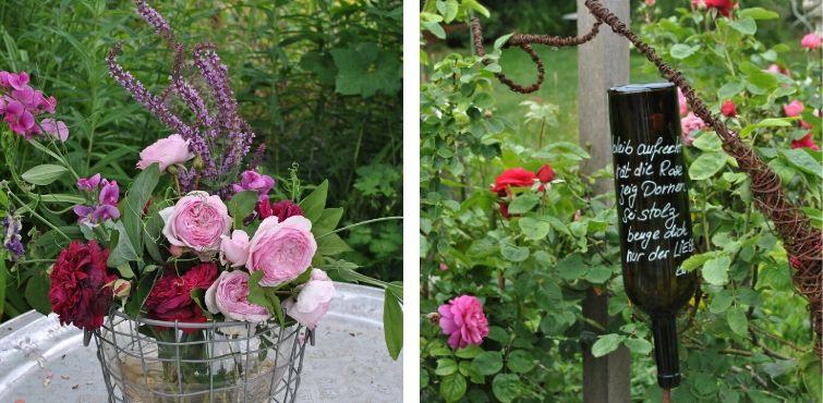 Details im Garten