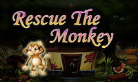 Play  Top10NewGames - Top10 Rescue The Monkey