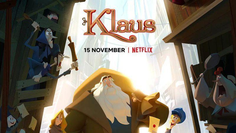 Klaus 2019 Hindi Dubbed Download 720 1080p Hdrip Blue Sky Toons