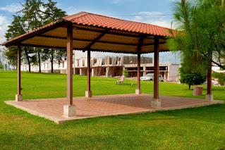 Kiosko en Altos de San Nicolas