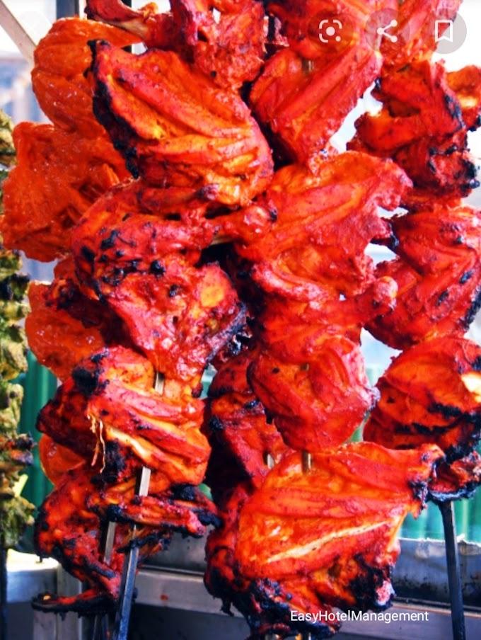 Tandoori Chicken Recipe At Home