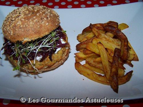 Comment faire des hamburgers végétariens ?