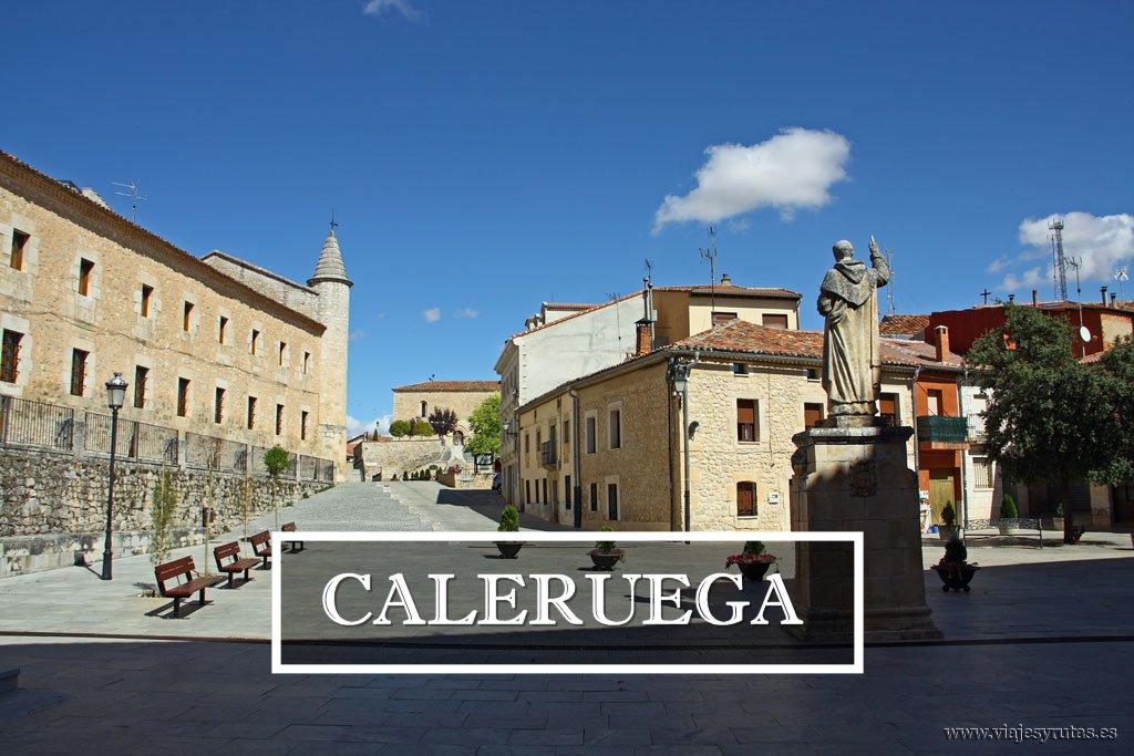 Recorriendo la provincia de Burgos: Caleruega