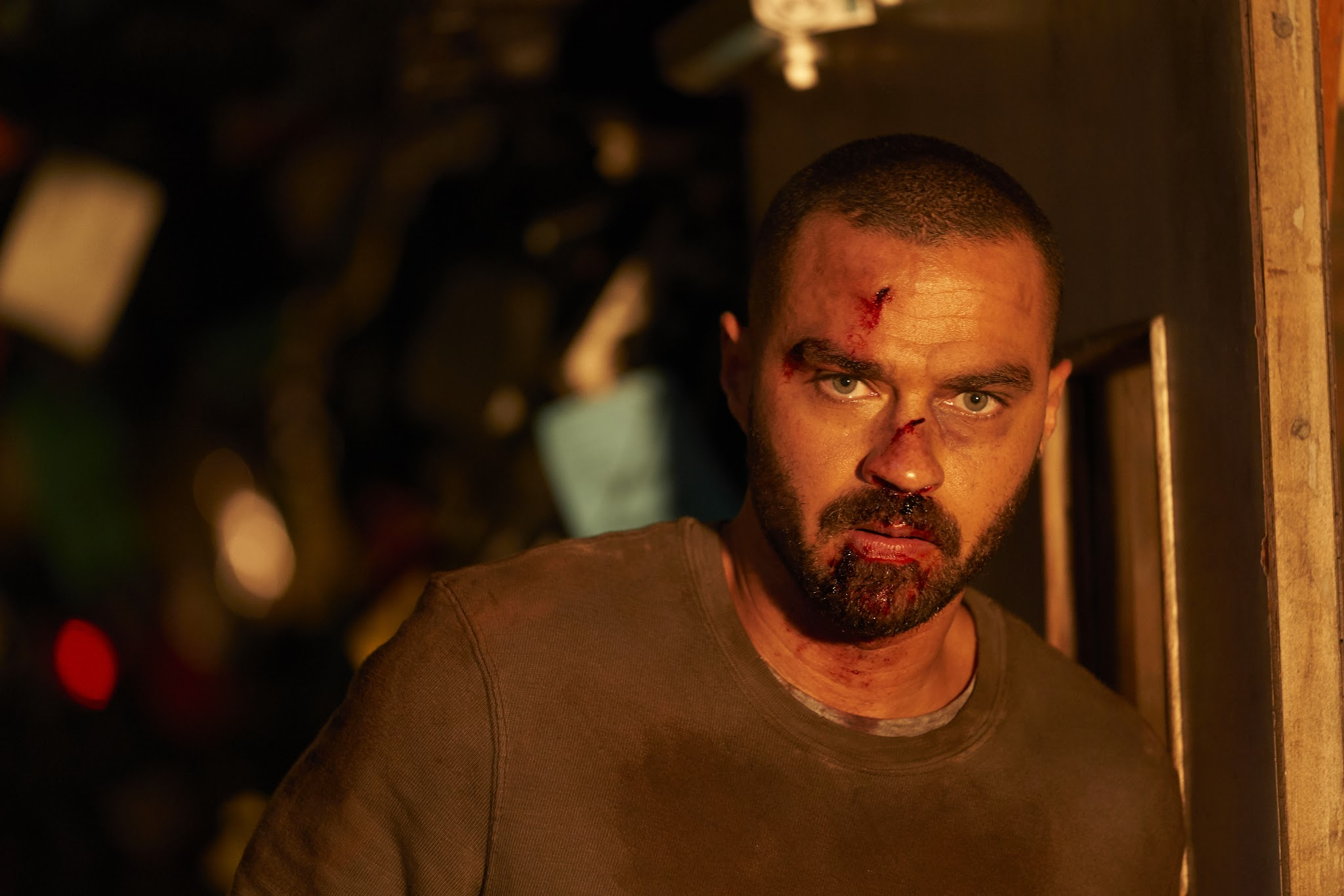 Jesse Williams  is Todd | Random Acts of Violence | Horror Film Review