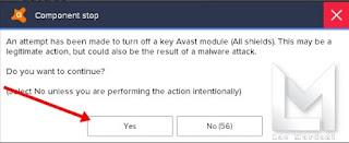 Tips Mematikan Software Antivirus AVAST Selamanya