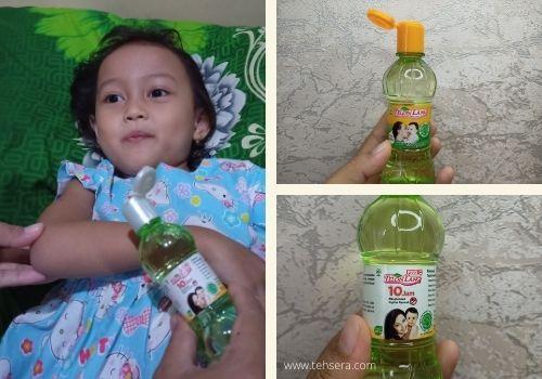 minyak telon anti nyamuk yang aman untuk bayi