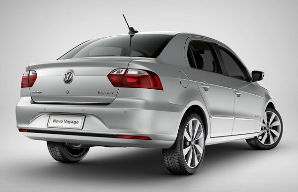 Volkswagen Voyage 2017