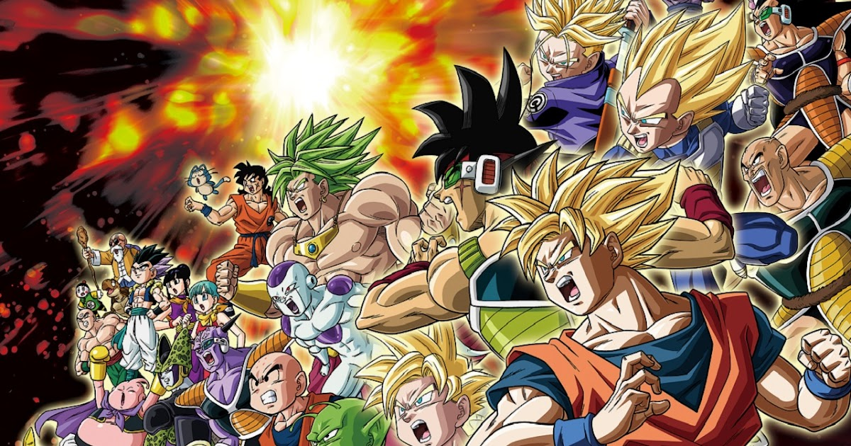 Download dragon ball hd cl ssico z kai gt filmes ova 39 s - Photo dragon ball z ...