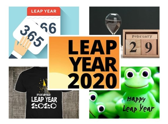 Leap Year, 29 February 2020
