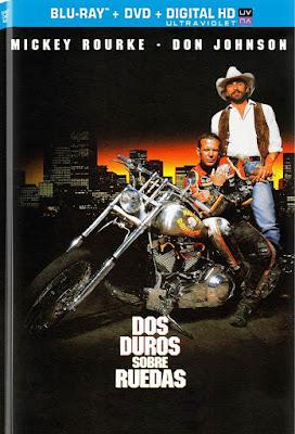 Harley Davidson And The Marlboro Man 1991 BD25 Latino