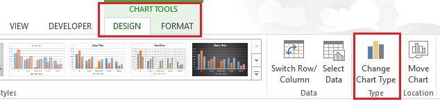 Membuat Grafik Di Excel (Chart)