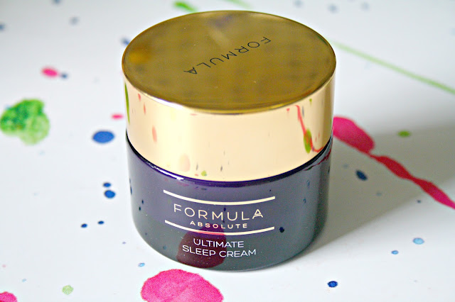 M&S Beauty: FORMULA Absolute Ultimate Sleep Cream