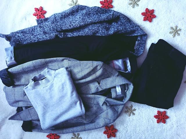 szafa w kapsułce, spodnie levis