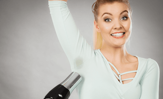 How To Prevent Armpit Stains By Barbies Beauty Bits