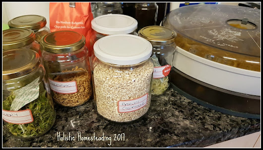 Barley Soup in Storage