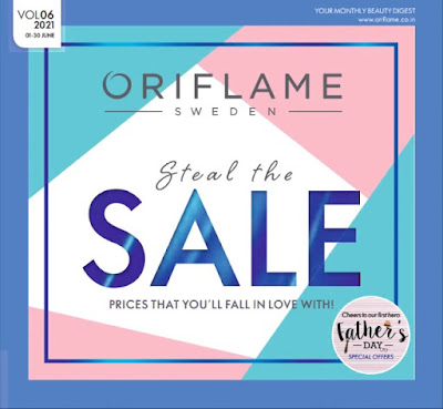 download oriflame catalogue june 2021