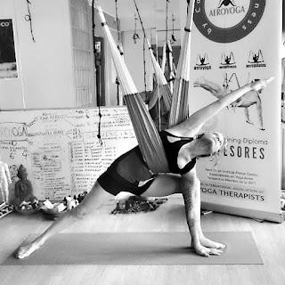 certificación air yoga